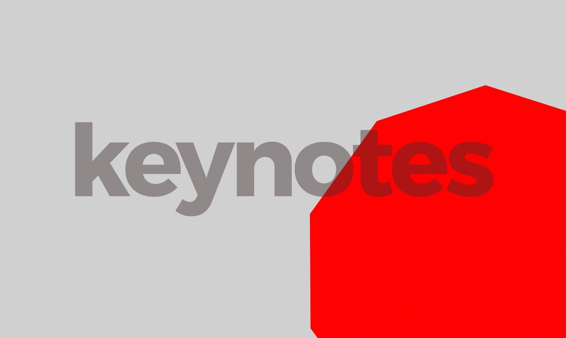 keynotes gdm
